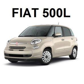 Housse siege auto Fiat 500L