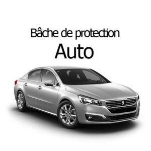 Bâche de protection auto
