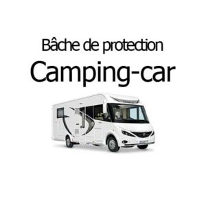 Bâche de protection camping-car