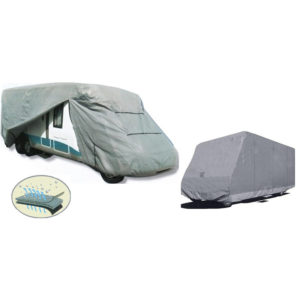 Bâche de protection camping-car