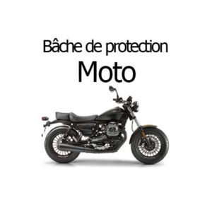 Bâche de protection moto