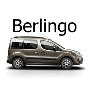Housse siege auto Citroën Berlingo