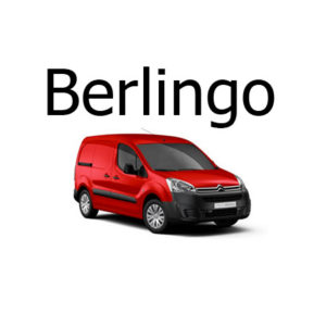 Housse siège utilitaire Citroën Berlingo