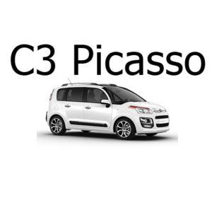 Housse siege auto Citroën C3 Picasso