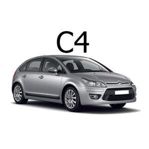 Housse siege auto Citroën C4