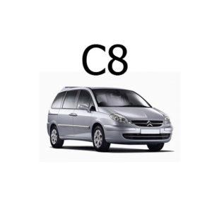Housse siege auto Citroën C8