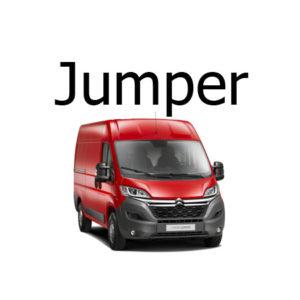 Housse siège utilitaire Citroën Jumper