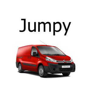 Housse siège utilitaire Citroën Jumpy