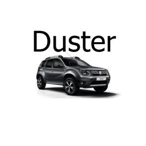 Grille pare-chien sur mesure Dacia Duster