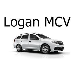 Grille pare-chien sur mesure Dacia Logan MCV