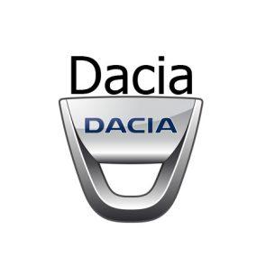 Housse siège auto Dacia