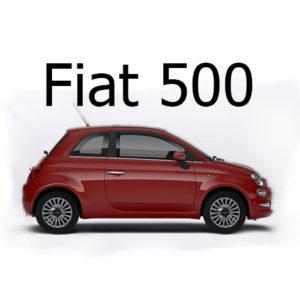 Housse siege auto Fiat 500