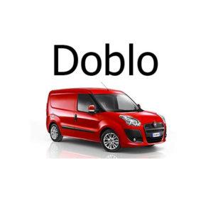 Housse siège utilitaire Fiat Doblo