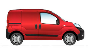 Housse siège utilitaire Fiat Fiorino