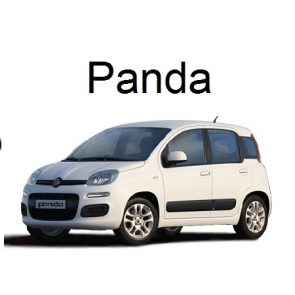 Housse siege auto Fiat panda
