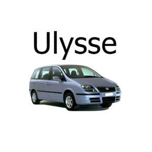 Housse siege auto Fiat Ulysse