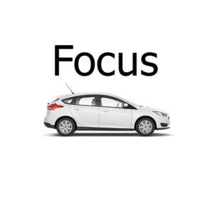Housse siège auto Ford Focus