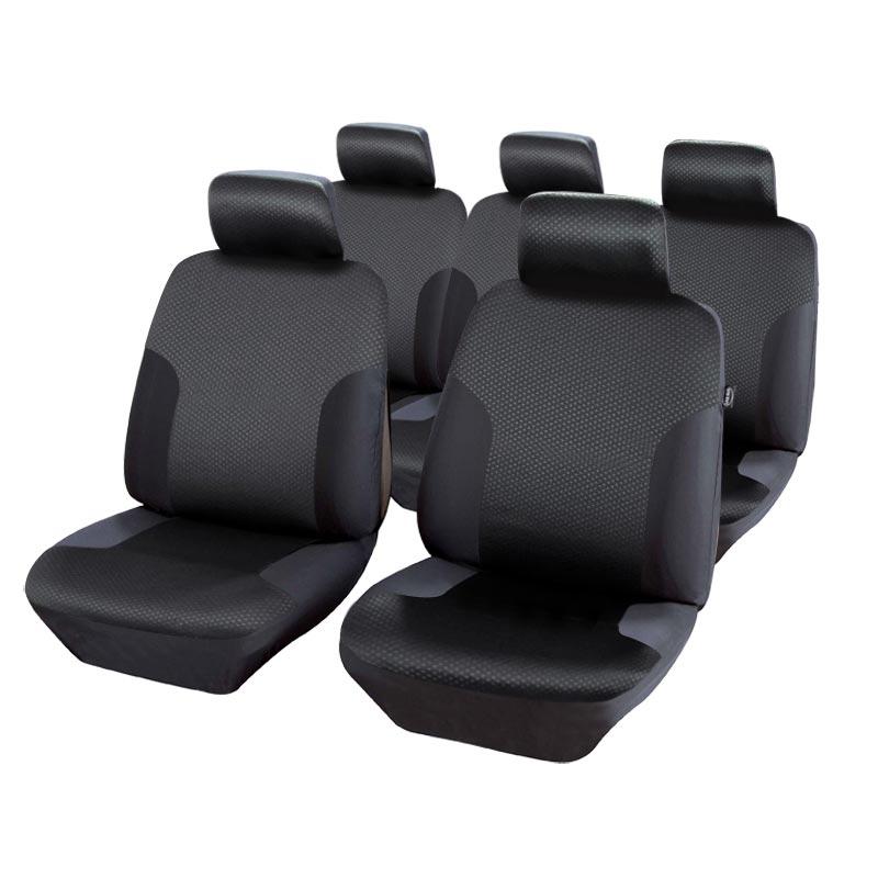 housse de si ge auto universelle buenos aires pour voiture monospace 5 places housse auto. Black Bedroom Furniture Sets. Home Design Ideas