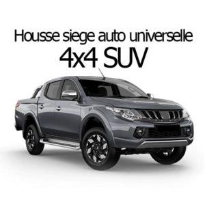 Housse siège auto universelle 4x4 SUV