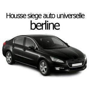 Housse siège auto universelle berline