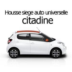 Housse auto universelle citadine