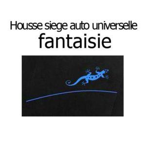 Housse siège auto universelle fantaisie