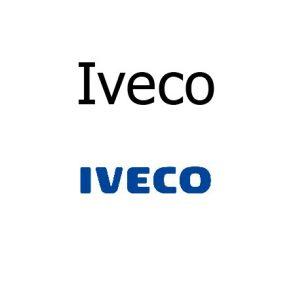 Housse siège utilitaire Iveco