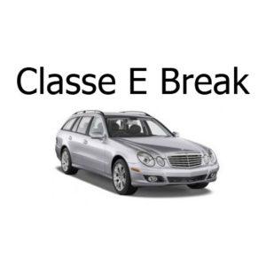 Grille pare-chien sur mesure Mercedes Classe E Break
