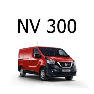 Tapis de sol Nissan NV300