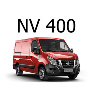 Tapis de sol Nissan NV400