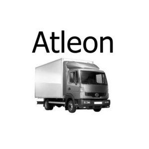 Tapis de sol Nissan Atleon