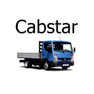 Tapis de sol Nissan Cabstar