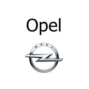 Housse siège auto Opel