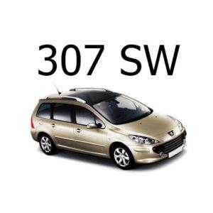 Housse siege auto Peugeot 307 SW