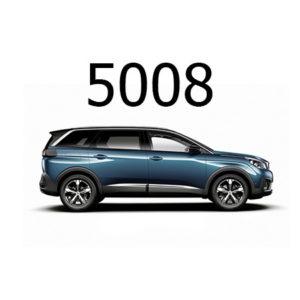 Housse siège auto Peugeot 5008
