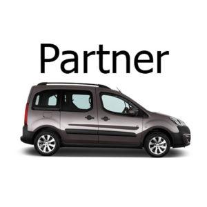 Housse siège auto Peugeot Partner