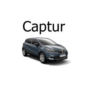 Housse siège auto Renault Captur
