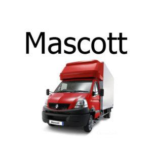 Tapis de sol Renault Mascott