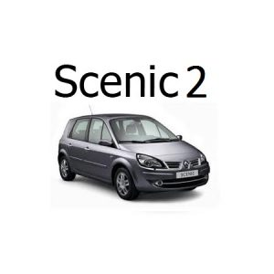 Housse siège auto Renault Scenic 2