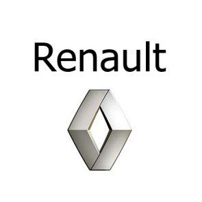 Housse siège auto Renault