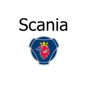 Housse siège utilitaire Scania