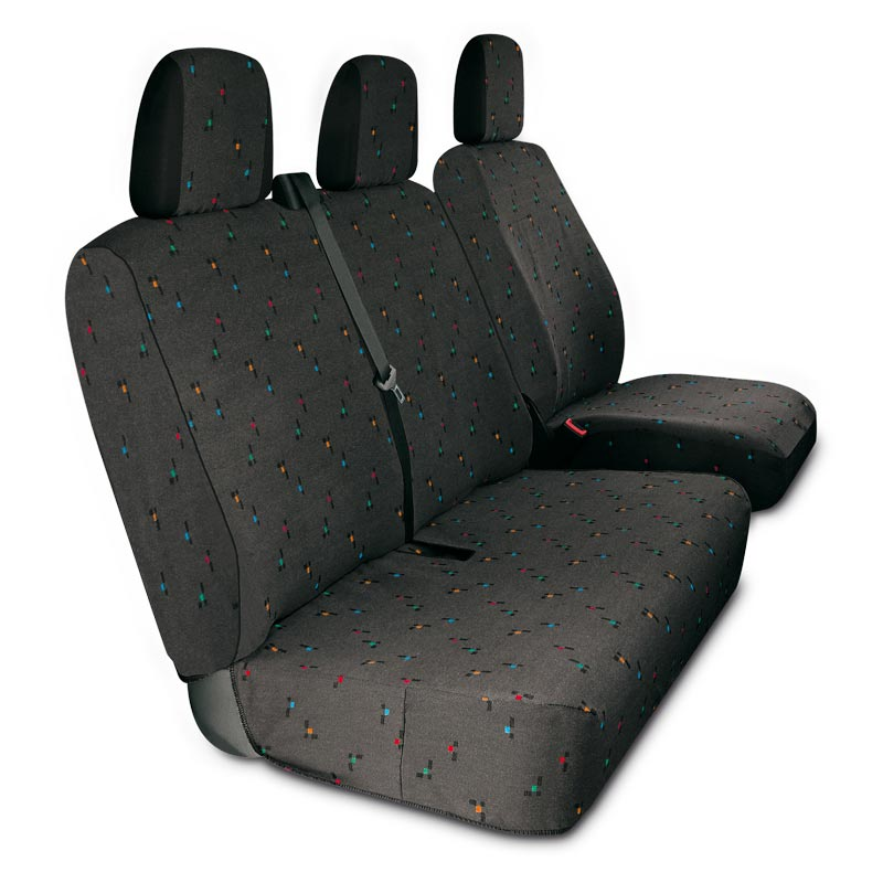 housse si ges sur mesure renault trafic jusqu 39 en 2000 housse auto. Black Bedroom Furniture Sets. Home Design Ideas