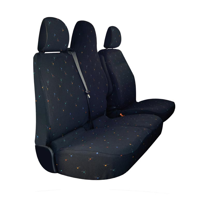 housse si ges sur mesure renault trafic de 2014 aujourd 39 hui housse auto. Black Bedroom Furniture Sets. Home Design Ideas
