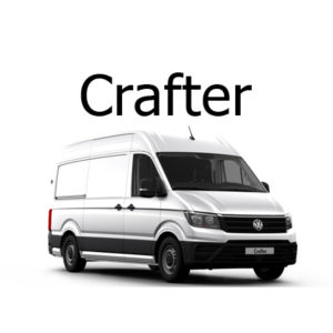 Housse siège utilitaire Volkswagen Crafter