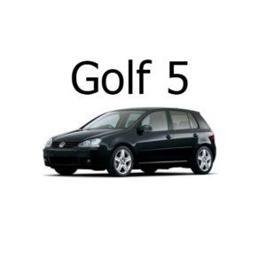 Housse siège auto VW Golf 5