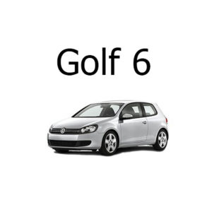 Housse siège auto VW Golf 6
