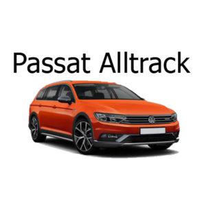 Grille pare-chien sur mesure VW Passat Alltrack