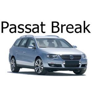 Grille pare-chien sur mesure VW Passat Break